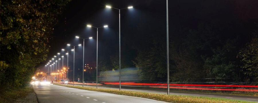 Вуличне та паркове освітлення