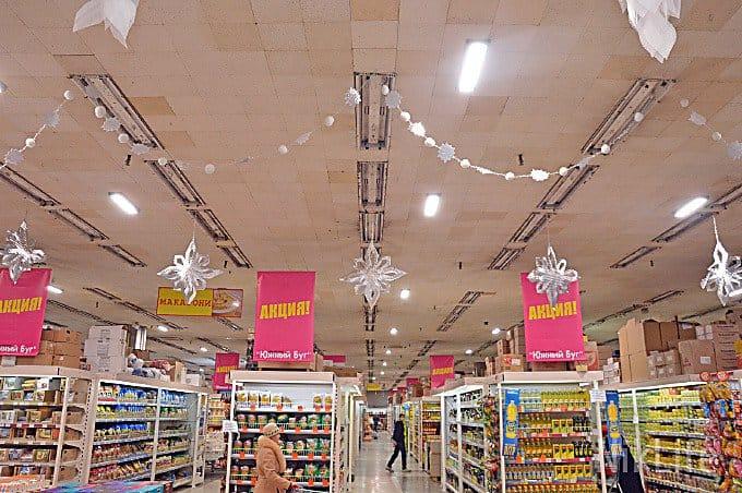 светильники производства ITW SYSTEMS