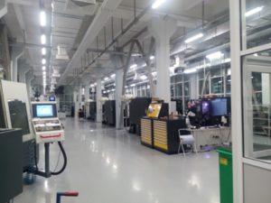 Промышленное LED освещение для ПАО ФЭД